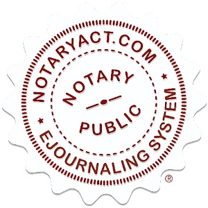 Notaryact badge